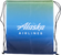 Alaska Airlines Drawstring Bag image 2