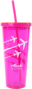 Alaska Airlines Spirit Tumbler 20 oz
