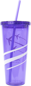 Alaska Airlines Spirit Tumbler 20oz