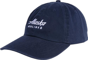 Alaska Airlines Cap Wordmark