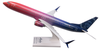 Alaska Airlines Model 1/130 scale Skymarks 737-900 More to Love  image 1