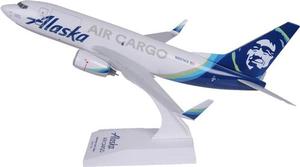 Alaska Airlines Model 1/130 scale Skymarks 737-700 Air Cargo
