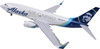 Alaska Airlines Model 1/100 scale Skymarks Supreme 737-700 Air Cargo image 3