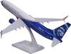 Alaska Airlines Model 1/130 scale Skymarks 737-900 Honoring Those Who Serve image 4
