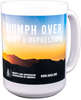 ADAA Triumph Over Anxiety and Depression Mug  image 1