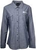 Women's Embroidered Button Up image 1