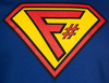 Save the Day with F# Unisex Tee image 3