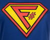 Save the Day with F# Women's Tee image 3
