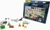 Alaska Airlines 12 Piece Airport Play Set image 1