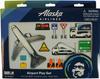 Alaska Airlines 12 Piece Airport Play Set image 2