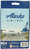 Alaska Airlines Diecast Toy Plane image 2