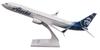 Alaska Airlines Model 1/130 scale Skymarks 737-900 Standard livery image 1