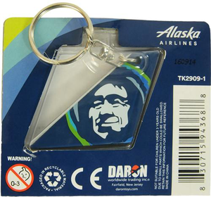 Tail New Livery Eskimo Key Chain