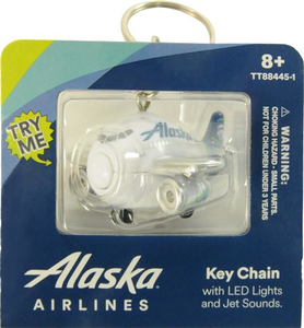 Airport with Lights and Sound Key Chain