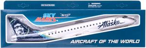 Alaska Airlines Model 1/100 scale Skymarks E-175 Skywest Embraer
