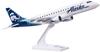 Alaska Airlines Model 1/100 scale Skymarks E-175 Skywest Embraer  image 2