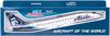 Alaska Airlines Model 1/100 scale Skymarks E-175 Skywest Embraer  image 3