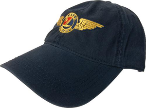 Alaska Airlines Cap Wings