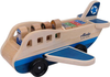 Melissa and Doug Alaska Airlines Wooden Airplane image 3