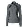 Horizon Air Jacket Ladies Cutter and Buck Shoreline Full Zip  image 2