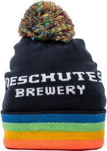 Deschutes Brewery Rainbow Beanie