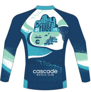 Chilly Hilly 2019 Men's Jersey