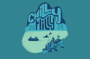 Chilly Hilly 2019 T-Shirt