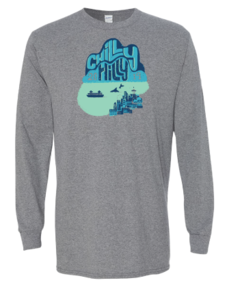 Chilly Hilly 2019 Long Sleeve T-Shirt