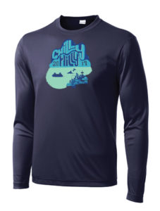 Chilly Hilly 2019 Long Sleeve Performance T-Shirt
