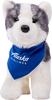 Alaska Airlines Plush Husky image 1