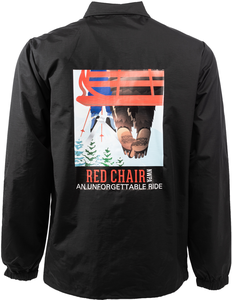 Beer Logo Jacket:  Red Chair