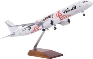 Alaska Airlines Model 1/100 scale Skymarks Supreme A321 neo San Francisco Giants