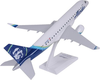 Alaska Airlines Model 1/100 scale Skymarks E175 Horizon Embraer image 3
