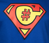 Save the Day with C# Unisex Tee image 3