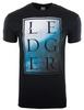Ledger Text Smoke Tee image 1