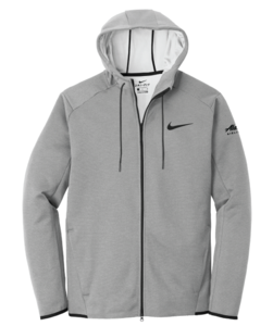 Alaska Airlines Unisex Nike Fleece Full-Zip Hoodie
