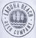 Women's Laguna Beach Beer Circle Logo V-Neck Tee image 4