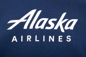 Alaska Airlines Sweatshirt Youth Hooded