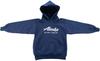 Alaska Airlines Sweatshirt Youth Hooded image 1
