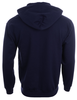 Alaska Airlines Sweatshirt Unisex Hooded Full Zip image 2