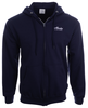 Alaska Airlines Sweatshirt Unisex Hooded Full Zip image 1