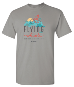 Flying Wheels 2019 Unisex T-Shirt