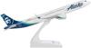 Alaska Airlines Model 1/150 scale Skymarks A321 Standard Livery image 3