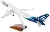 Alaska Airlines Model 1/100 scale Skymarks Supreme A321 Standard Livery image 2