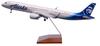 Alaska Airlines Model 1/100 scale Skymarks Supreme A321 Standard Livery image 1