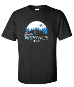 Night Ride 2019 Unisex T-Shirt