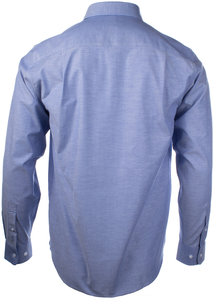 Men's Cutter and Buck Long Sleeve Oxford Shirt
