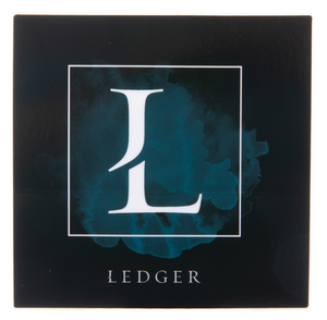 Ledger Smoke Sticker