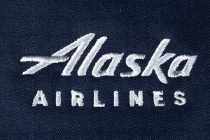 Alaska Airlines Vest Ladies Copper River