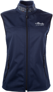 Alaska Airlines Vest Ladies Copper River